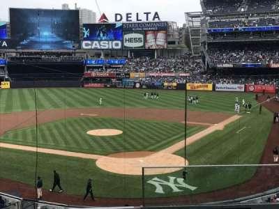 Yankee Stadium sección 221a