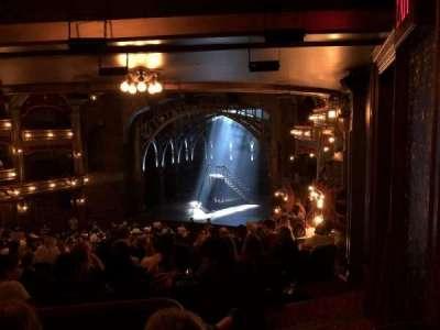 Lyric Theatre, sección: Dress Circle, fila: L, asiento: 14