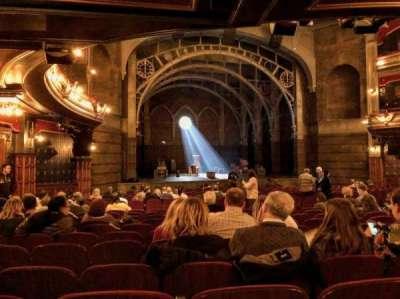 Lyric Theatre, sección: ORCHL, fila: U, asiento: 27