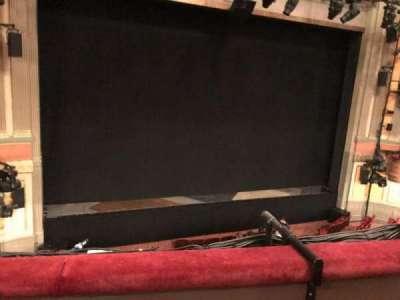 Neil Simon Theatre, sección: Mezz, fila: B, asiento: 102