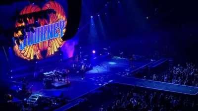 Madison Square Garden, sección: 225, fila: 10, asiento: 9