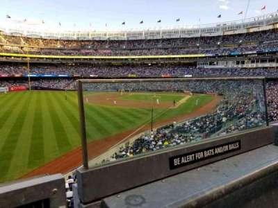 Yankee Stadium sección 232A