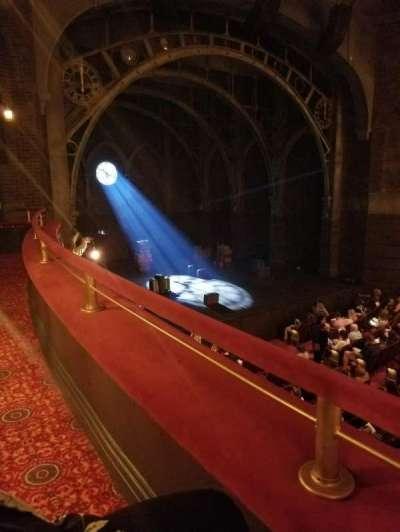 Lyric Theatre, sección: Dress Circle Left, fila: A, asiento: 27