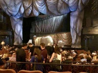 Majestic Theatre, sección: ORCH, fila: M, asiento: 10