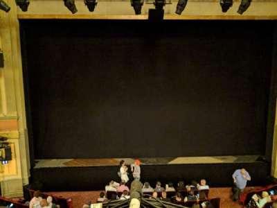 Neil Simon Theatre, sección: FMEZZ, fila: A, asiento: 111