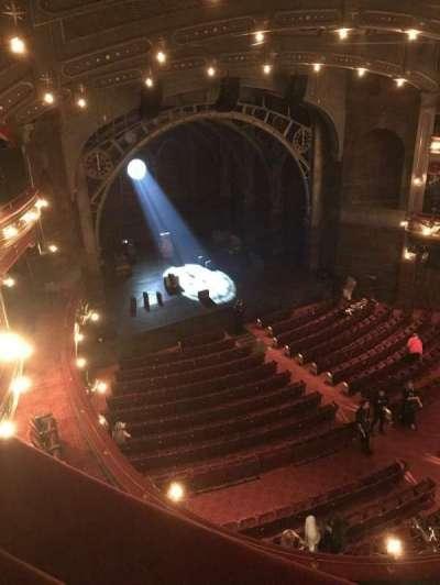 Lyric Theatre, sección: BALCLF, fila: A, asiento: 22
