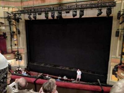 Neil Simon Theatre, sección: FMEZZ, fila: D, asiento: 125
