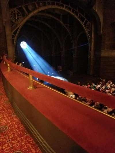 Lyric Theatre, sección: Dress circle left, fila: A, asiento: 29
