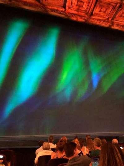 St. James Theatre, sección: Orch, fila: J, asiento: 1