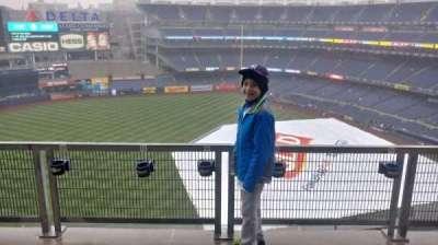 Yankee Stadium sección 327
