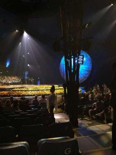 Cirque du Soleil - Luzia, sección: 202, fila: H, asiento: 13