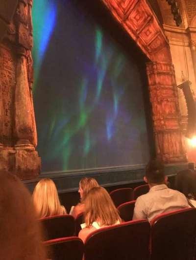 St. James Theatre, sección: Orchester left, fila: D, asiento: 17