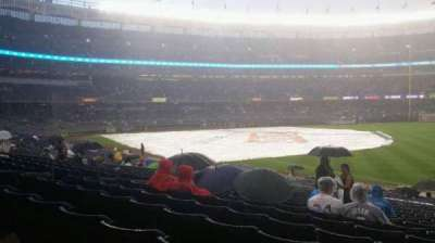 Yankee Stadium sección 111