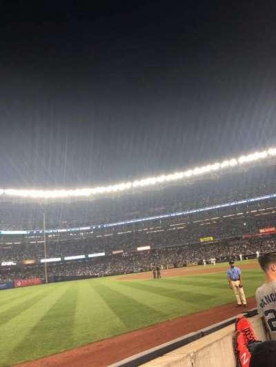 Yankee Stadium sección 130