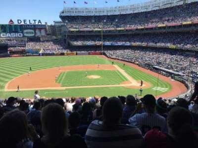 Yankee Stadium sección 224