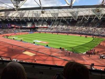 London Stadium sección 214