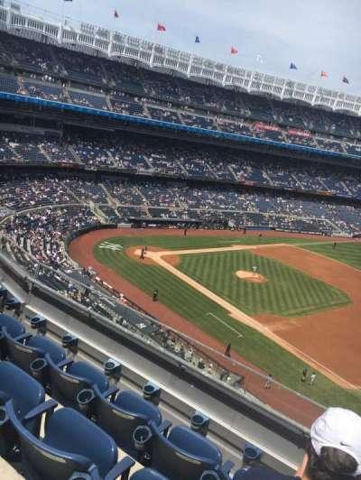 Yankee Stadium sección 313