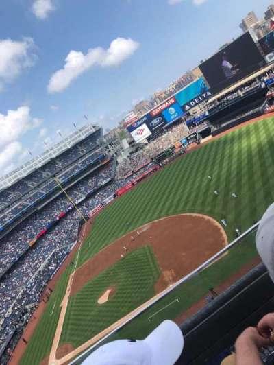 Yankee Stadium sección 415