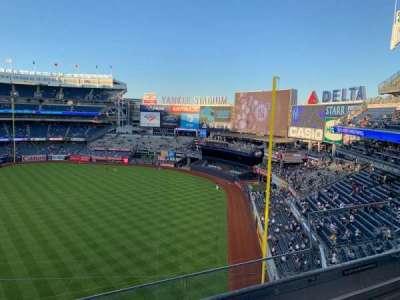 Yankee Stadium sección 310
