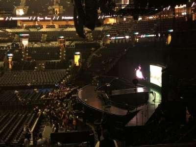 AT&T Center, sección: 219, fila: 25, asiento: 11