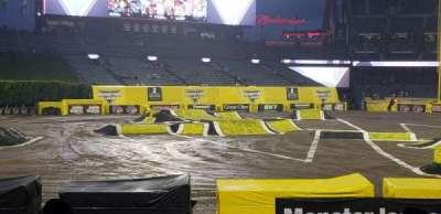 Angel Stadium sección F107