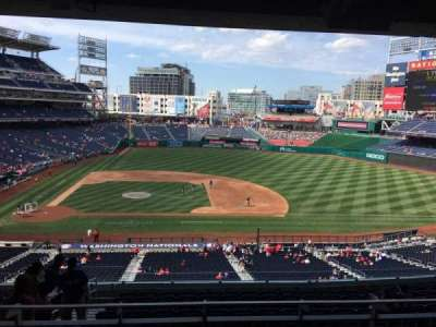 Nationals Park, sección: LINC27, fila: Suite, asiento: 16