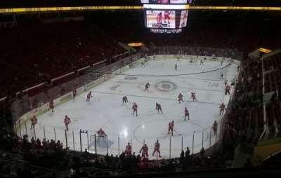 PNC Arena, sección: 211, fila: D, asiento: 8