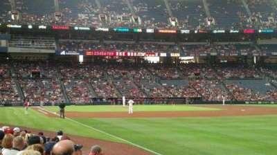 Turner Field, sección: 125L, fila: 9, asiento: 103