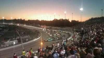 Richmond International Raceway, sección: Dogwood I, fila: 9, asiento: 24