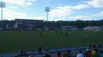 WakeMed Soccer Park, sección: 304, fila: K, asiento: 25