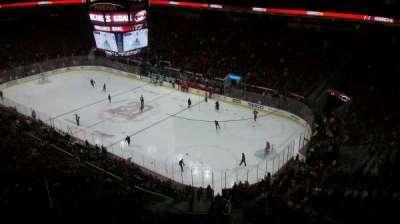 PNC Arena, sección: 319, fila: H, asiento: 10
