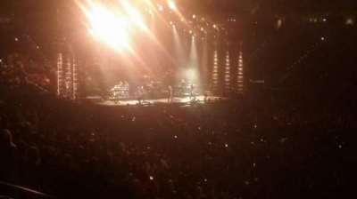 PNC Arena, sección: 130, fila: Z, asiento: 5