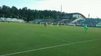 WakeMed Soccer Park, sección: 403, fila: 1, asiento: 20