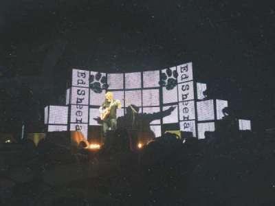 Madison Square Garden, sección: B, fila: 4, asiento: 14