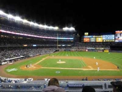 Yankee Stadium sección 216