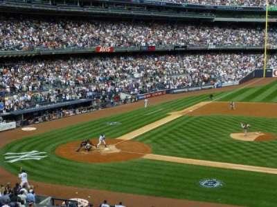 Yankee Stadium, sección: 216, fila: 4, asiento: 2