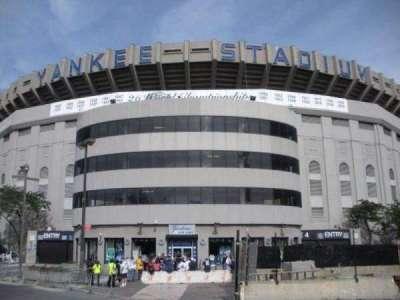 Old Yankee Stadium, sección: Gate 4