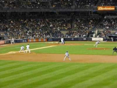 Yankee Stadium sección 203