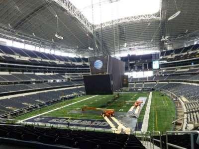AT&T Stadium, sección: 245