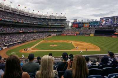 Yankee Stadium, sección: 216, fila: 6, asiento: 14