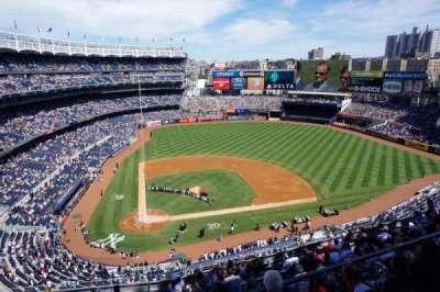 Yankee Stadium sección 418
