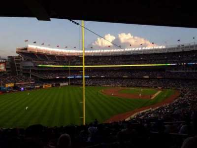 Yankee Stadium sección 232B