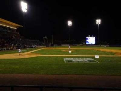 Richmond County Bank Ballpark, sección: 12, fila: D, asiento: 19