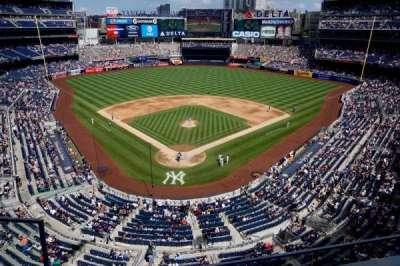 Yankee Stadium sección 320A