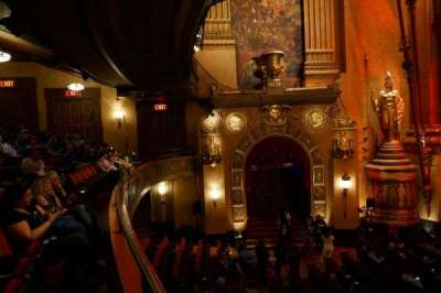 Beacon Theatre, sección: Loge 1
