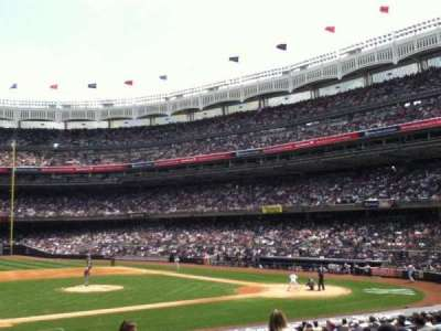 Yankee Stadium sección 025