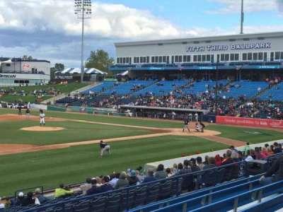 Fifth Third Ballpark, sección: 225, fila: 16, asiento: 1