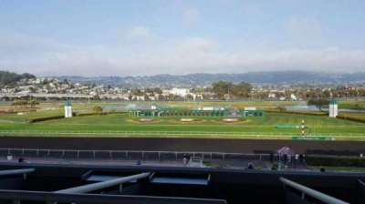 Golden Gate Fields, sección: 324, fila: A, asiento: 1
