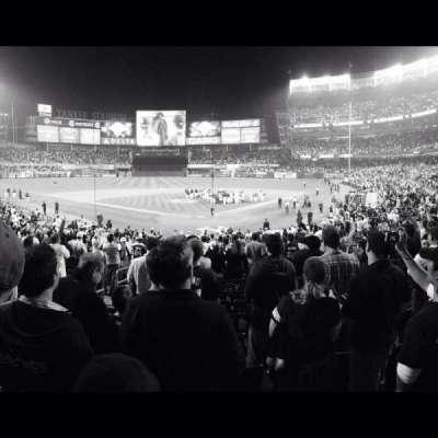 Yankee Stadium sección 120b