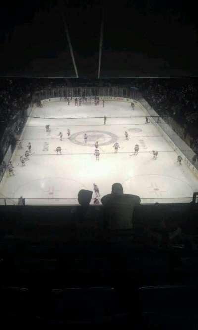 Madison Square Garden Secci N 415 Casa De New York Rangers New York Knicks St John 39 S Red